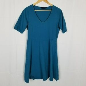 Simple Be LabelBe Fit and Flare Dress Size 12
